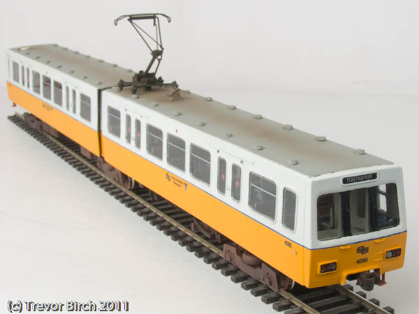 Tyne and Wear Metro 80s