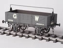 GWR O4 Open A Wagon with Sheet Rail 1