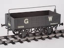 GWR O4 Open A Wagon with Sheet Rail