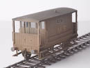 LMS D1659 Goods Brake Van