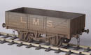 LMS D1666 5-Plank Open Wagon 1