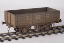 LMS D1666 5-Plank Open Wagon
