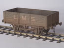 LMS D1666 5-Plank Open Wagon 5