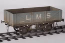 LMS D1667 5-Plank Open Wagon