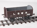 LSWR D1309 Open Wagon 7