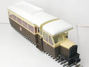 Narrow Gauge Railcar 11
